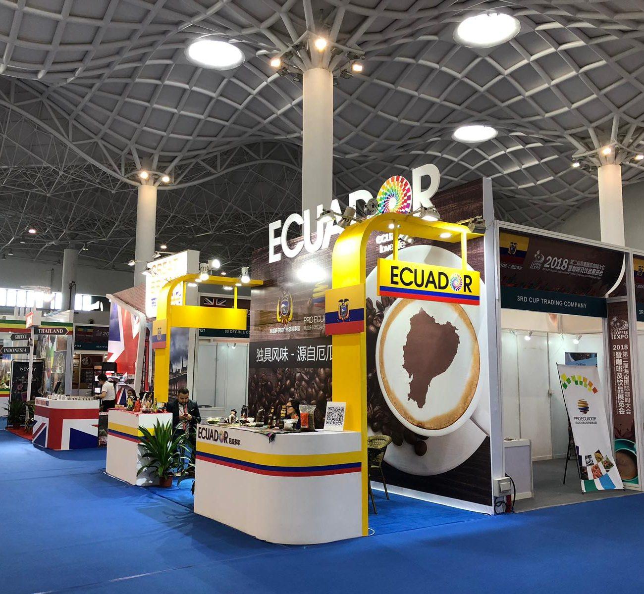 Exhibition International Trade market